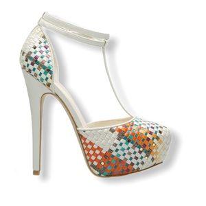 Madison By ShoeDazzle Larissa Pump Size 8
